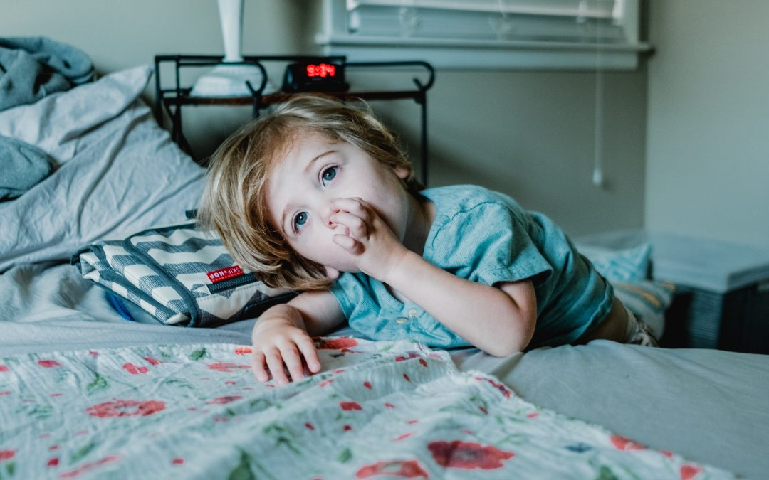 toddler getting out of bed - Petite Dreamers